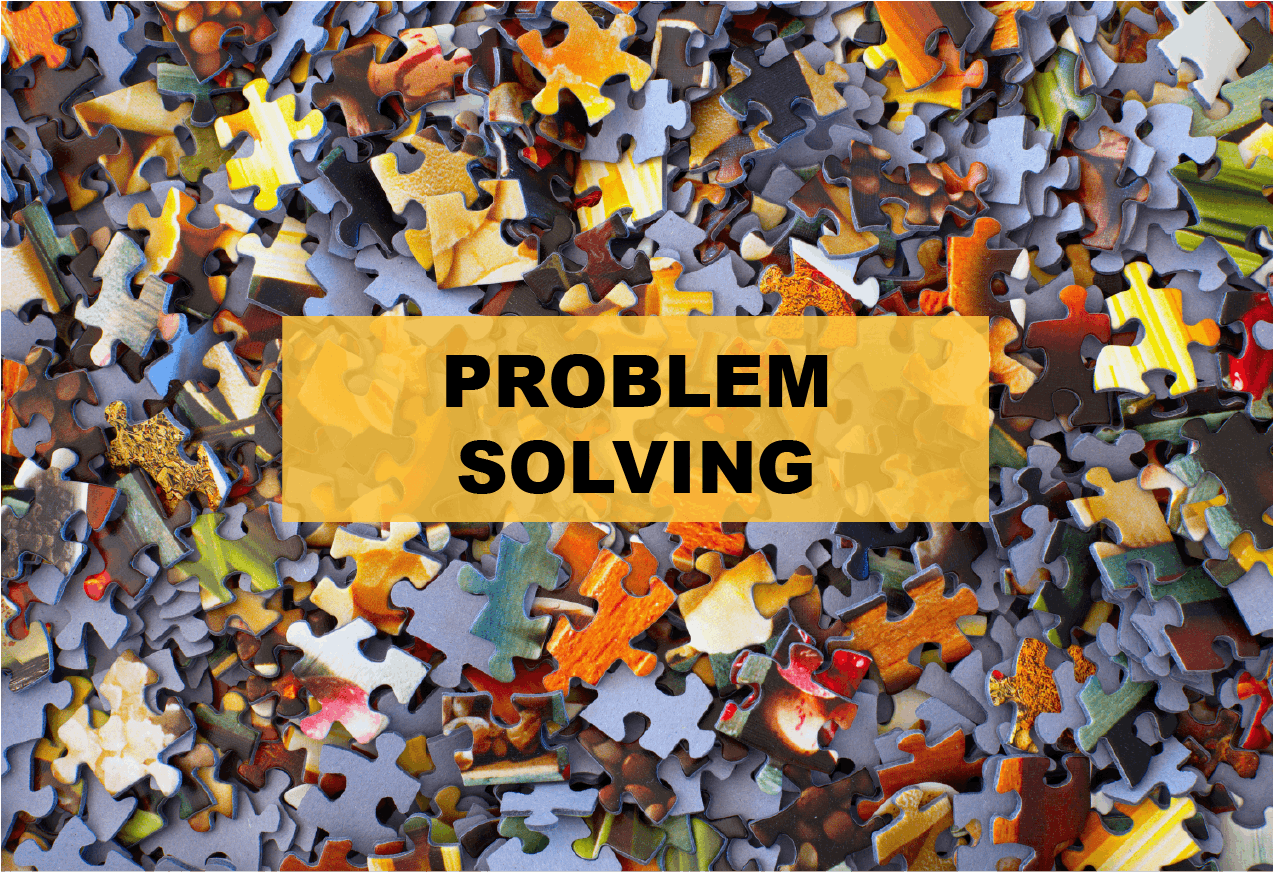 Problem Solving MBA Lecture Event