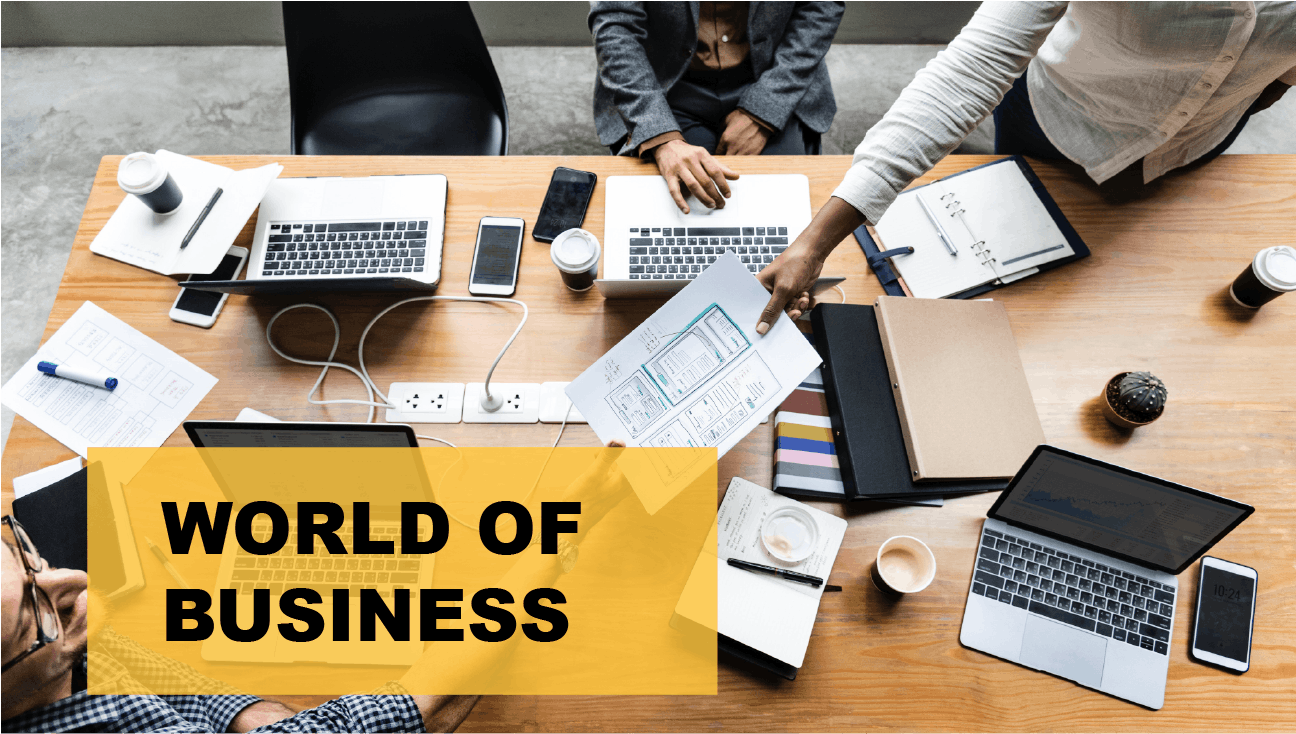The World of Business MBA Lecture Event