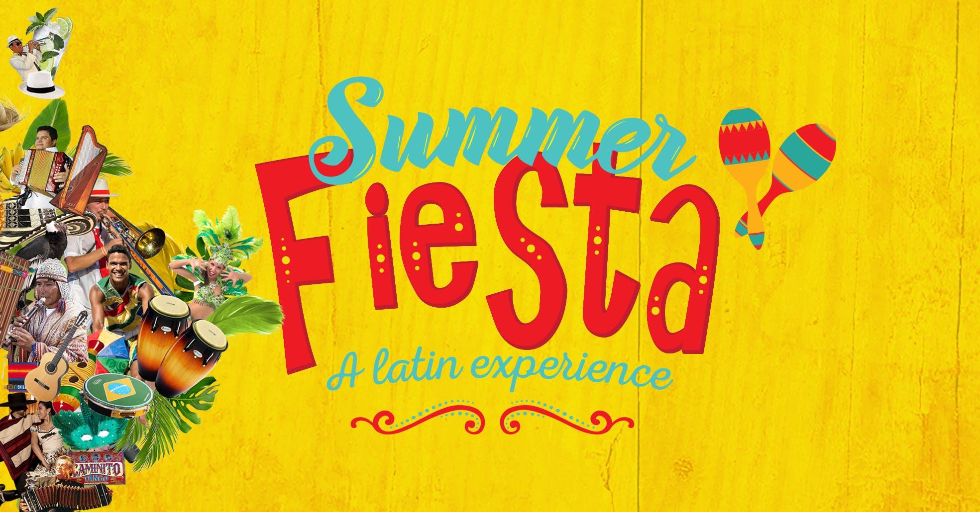 Summer Fiesta - Every Sunday!