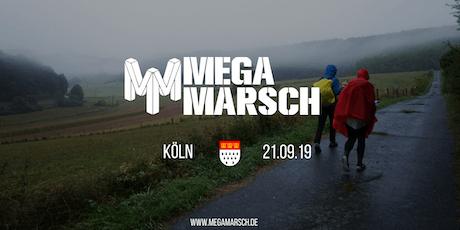 Megamarsch Köln 2019 Tickets
