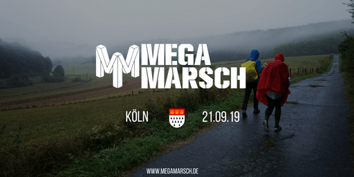 Megamarsch Köln 2019