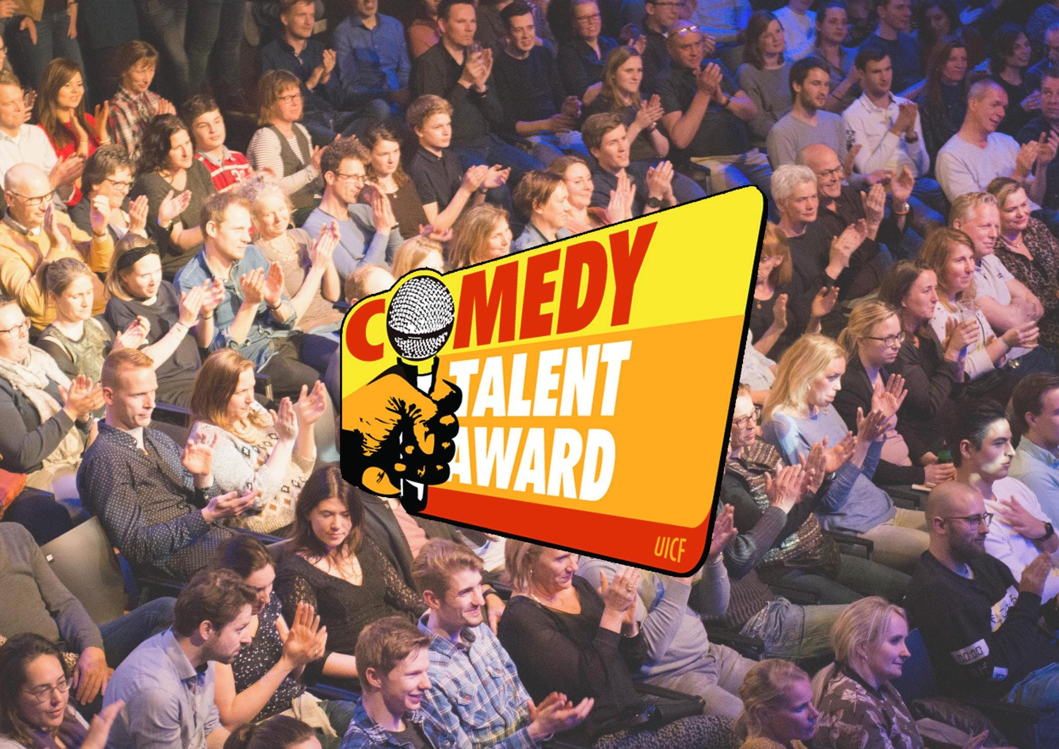 Comedyhuis Club - Comedy Talent Award Auditie