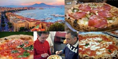 Naples VIP Pizza Tour – 12/13 November
