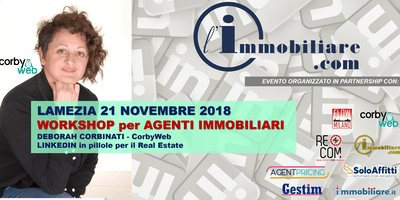 LINKEDIN IN PILLOLE PER IL REAL ESTATE