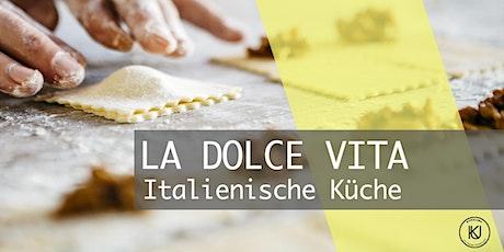 La Dolce Vita - Italienische Küche mit Anke Mouni Meyer tickets