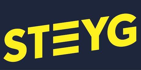 STEYG Founder Talk (Themen und Termine siehe Beschreibung) Tickets