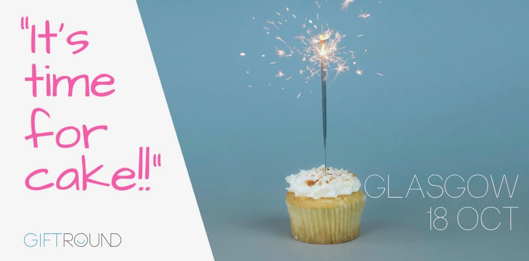 Introducing GiftRound with Prosecco & Cake