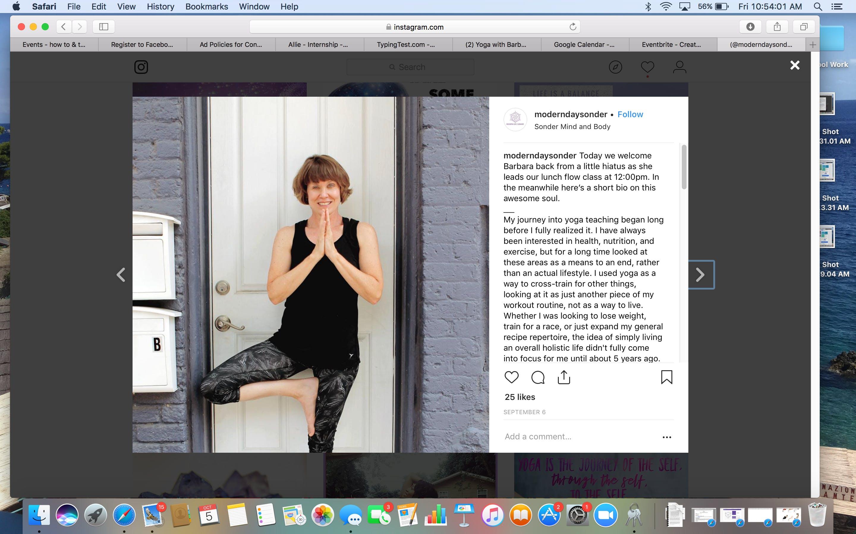 Yoga with Barbara