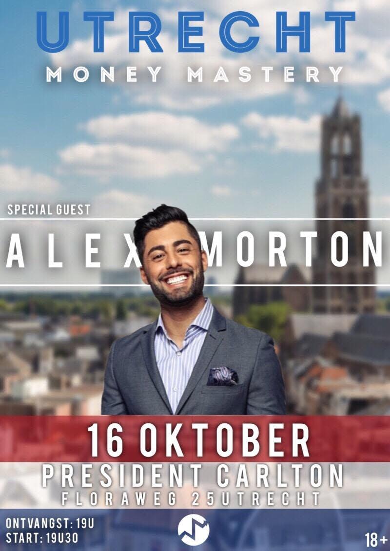 MoneyMastery Utrecht with Alex Morton