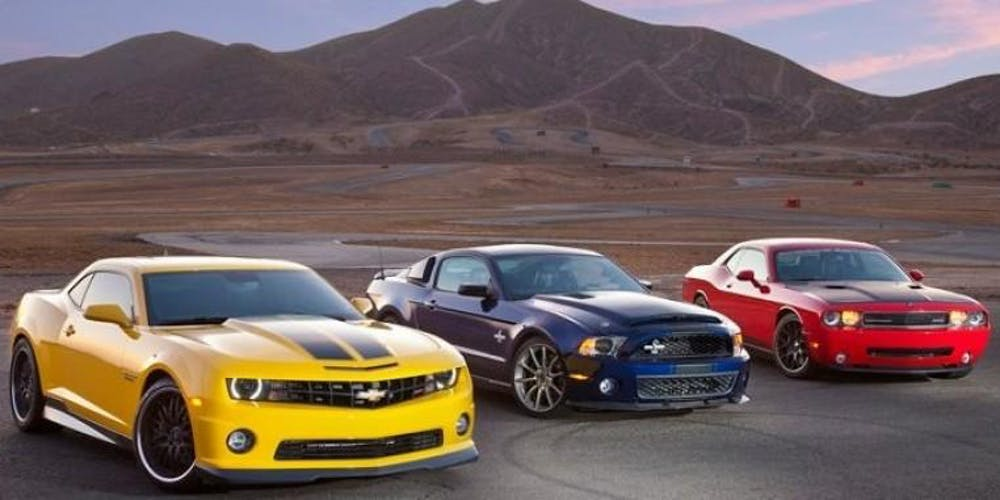 2019 Modern Muscle Car Invasion Tickets Sat May 11 2019 At 9 00