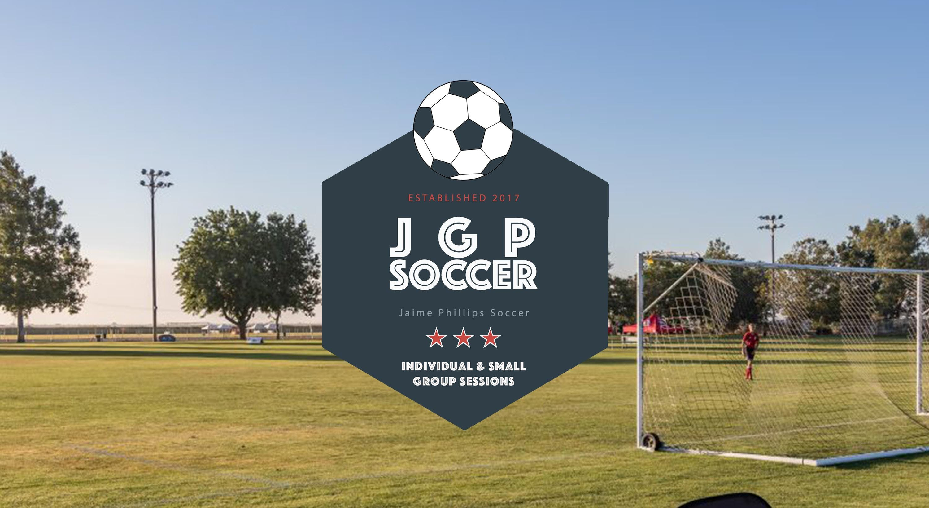 JGP Soccer Spring Clinic - 7 Sessions