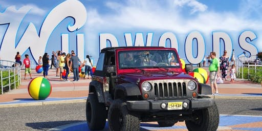 2019 NEW JERSEY JEEP INVASION - WILDWOOD