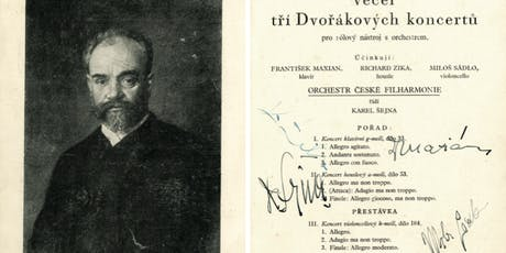 Concert: Czech and American Youth´s take on Dvořák tickets