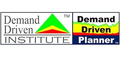 Demand Driven Planner Workshop - San Francisco, CA