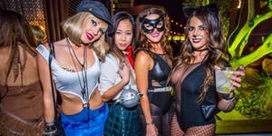 """10/27 - FORBIDEN PALACE """"HALLOWEEN PARTY"""" @ SLATE NYC!..."""