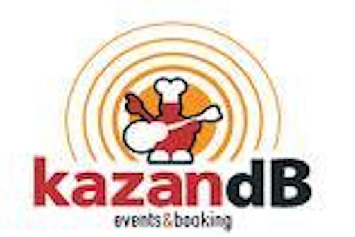 kazandB - music events productions - logo