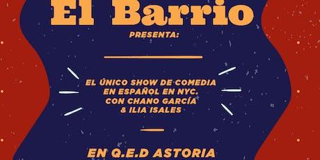 El Barrio: Open Mic tickets