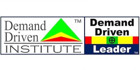 Demand Driven Leader Workshop - Boston, MA tickets