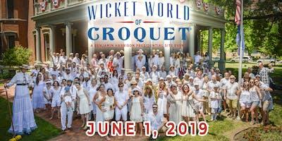 Wicket World of Croquet 2019