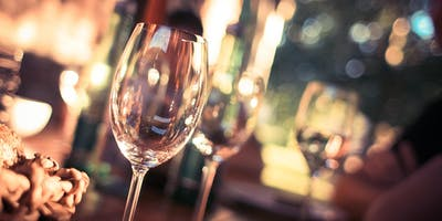 Happy Hour for Hunger: Thanksgiving Wine Tasting Event