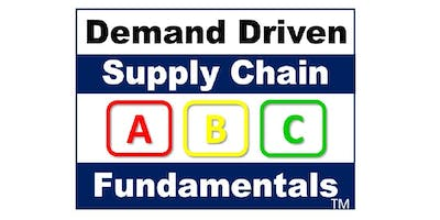 Copy of Demand Driven Supply Chain Fundamentals - Orlando, FL