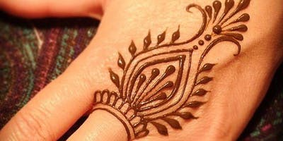 Henna 101- for beginners ( ages 8-12)