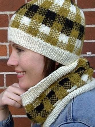 Knitting Techniques - Colorwork Hat/Cowl Part