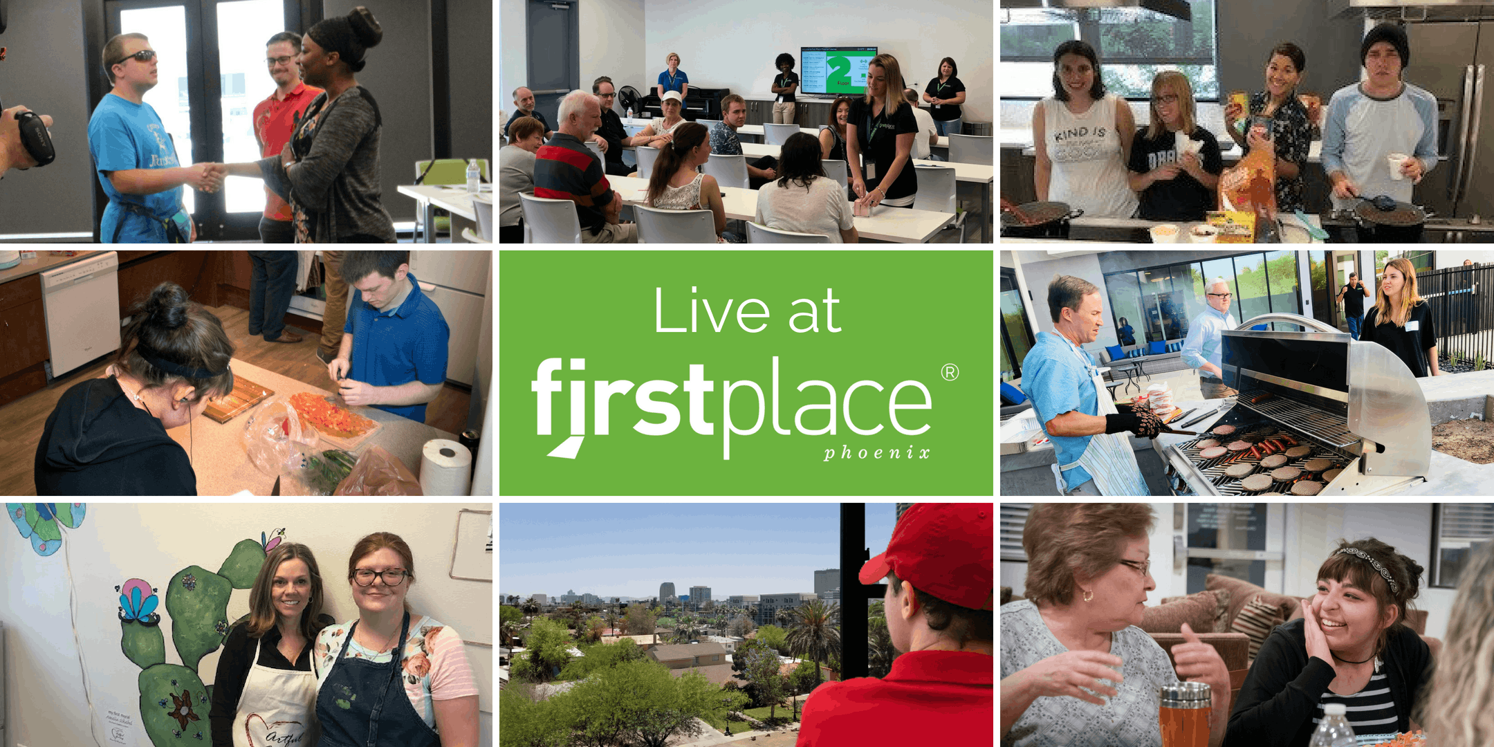 Explore First Place–Phoenix - October 25