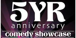 Comedy Takeover 5 Year Anniversary at Gigi's Music...