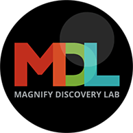 Magnify Discovery Labs logo