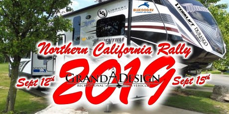 2019 Grand Design RV's 4th Annual Northern California Rally tickets