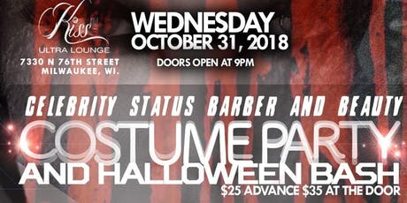 celebrity status costume party tickets