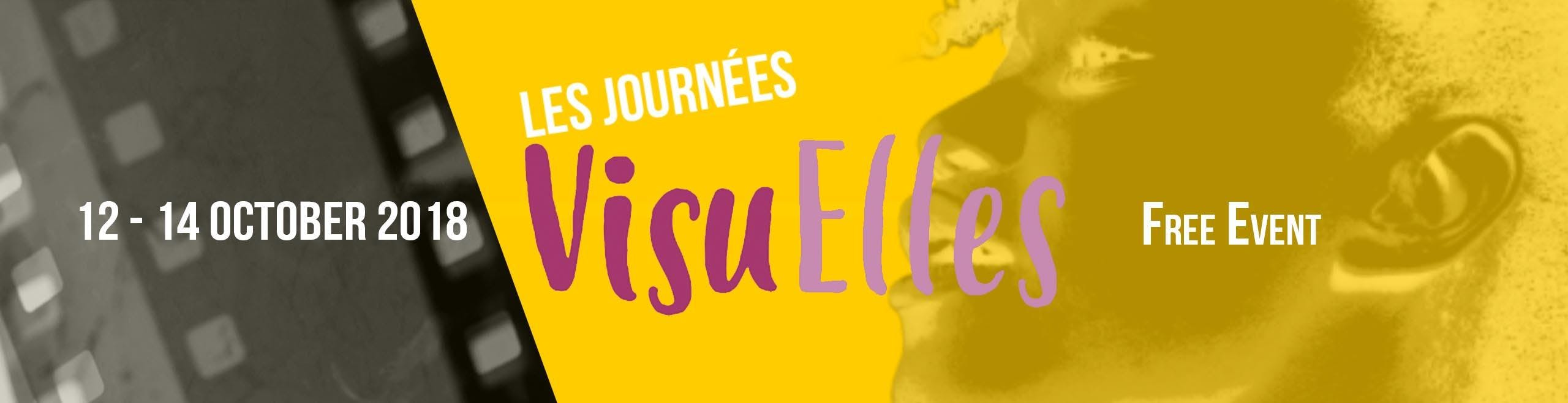 Les Journées VisuElles Film Festival - General Admission