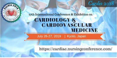 27th International Conference & Exhibition on Cardiology and Cardiovascular Medicine
