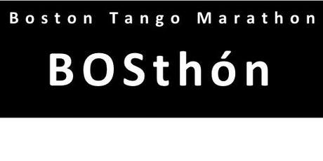 BOSthón 2019 - Boston Tango Marathon tickets