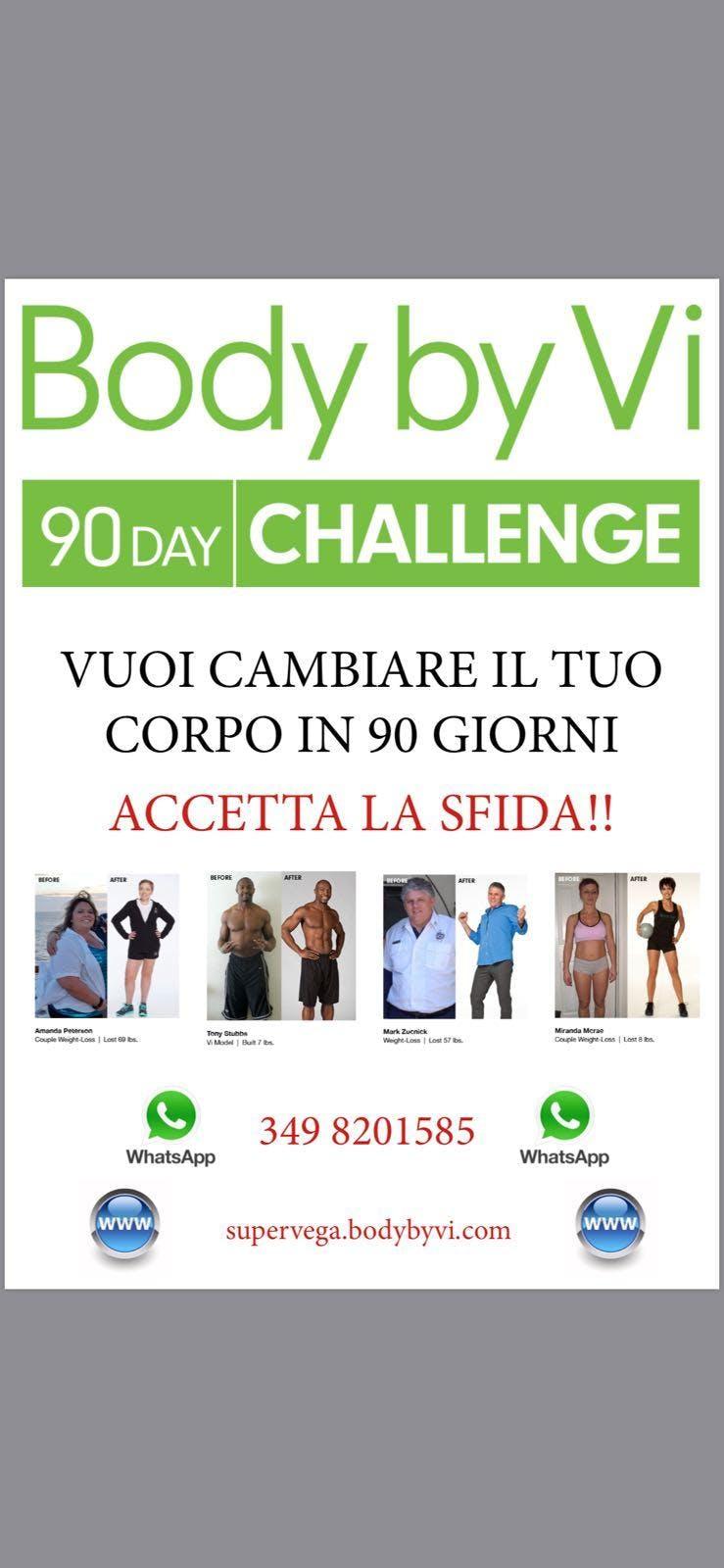 The Challenge La Sfida Dei 90 Giorni