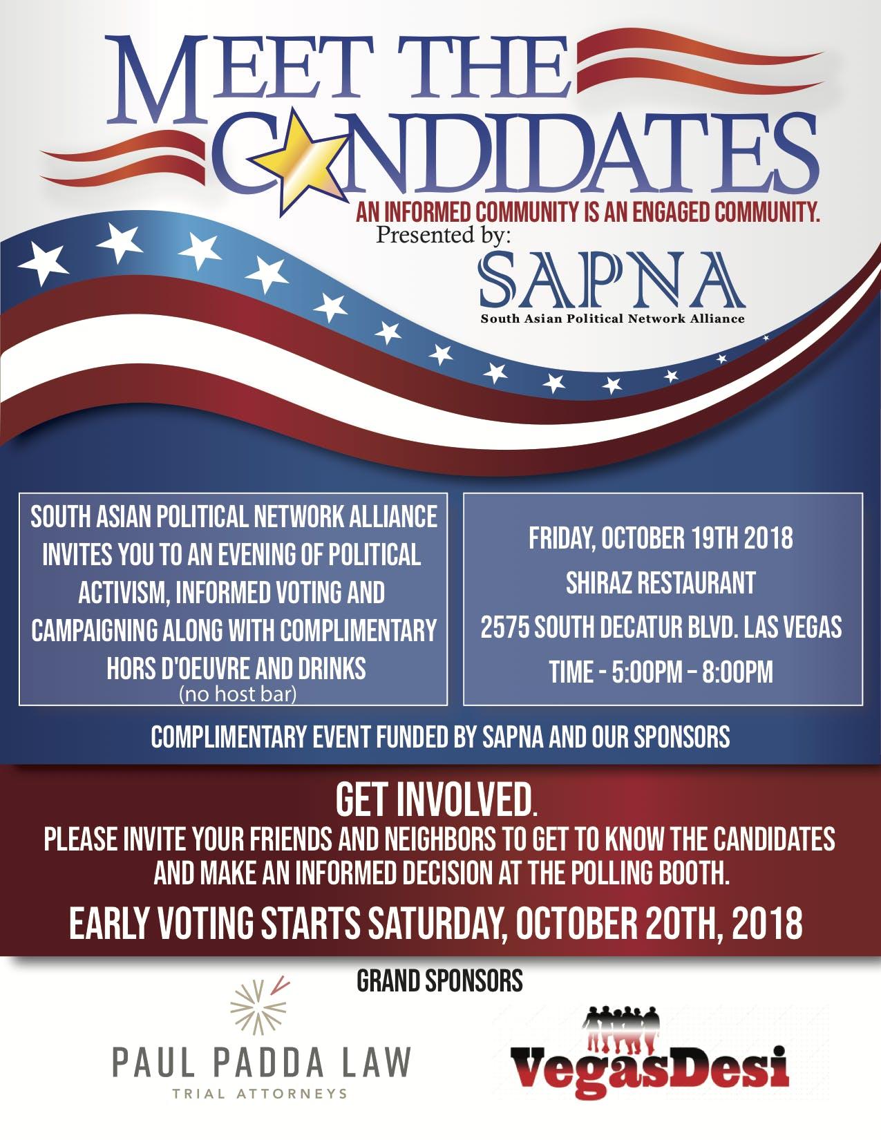 Meet the candidates 19 oct 2018 meet the candidates m4hsunfo