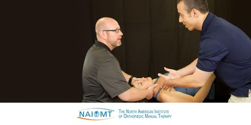NAIOMT C-516 Cervical Spine I [Dominican College - Blauvelt, NY] 2019