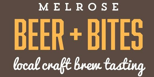 2019年Melrose啤酒+品尝手工啤酒筹款活动