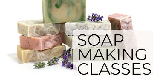 Beginner Soapmaking Class