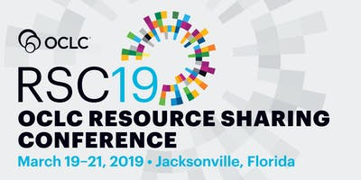OCLC Resource Sharing Conference 2019