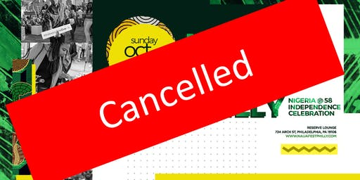 Naija Fest Philly - Cancelled