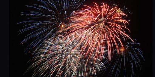 Linton Fireworks 2019