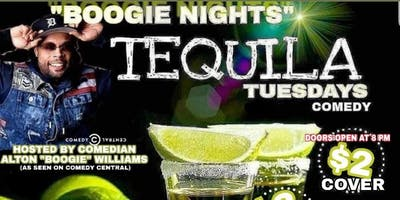 ""\""""BOOGIE NIGHTS"""" TEQUILA TUESDAYS""400|200|?|en|2|6be70c95859f8de3c3c60c81aee32d30|False|UNLIKELY|0.384551465511322