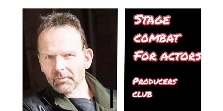 STAGE COMBAT FOR ACTORS WITH ALEX ZIWAK tickets