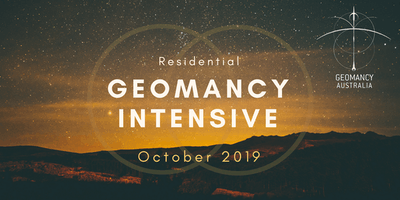 Geomancy Intensive (5-day residential)