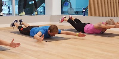Bodyweight Training im ASICS Community Space