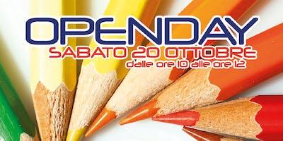 Open Day d'Autunno 2018 Scuola S. Caterina da Siena Sesto S. Giovanni