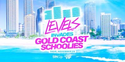 LEVELS - GOLD COAST SCHOOLIES