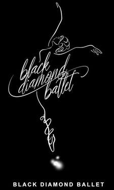 Black Diamond Ballet  logo